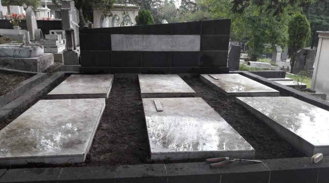 Cripta Familia Rojas
